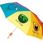 parapluie smiley