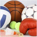 matériels de sport